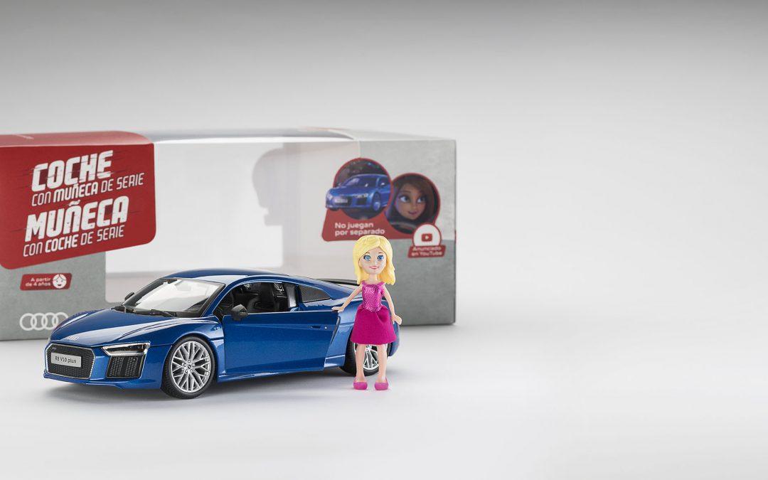 """Audi España presenta """"La muñeca que eligió conducir"""", un cortometraje que reflexiona sobre los estereotipos de género en los juguetes"""